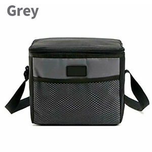 5L Insulated Lunch Bag Totes Cooler Box for Work School Men Women Kids Portable