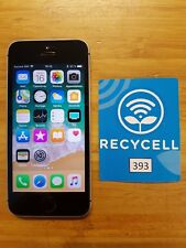 Apple iPhone SE - A1723 - 16GB - Space Gray - UNLOCKED - GSM Networks(item#393)