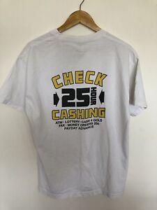 White Designer Skate T Shirt Rare Independent Dover Street Market