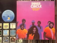 """INNER CIRCLE:""""EVERYTHING IS GREAT"""".1979 ISLAND.NEAR MINT+MORE REGGAE LPs FROM ME"""