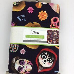 "Disney COCO Pre-cut 1 Yard (36""X 43"") Fabric 100% Cotton New (bin 2)"