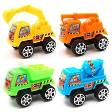 Pull Back Mini Construction Engineering Dump Trucks Model Classic Gifts Car Toy.