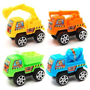 Pull Back Mini Construction Engineerings Dump Truck Model ClassicGift Car ToA^dm