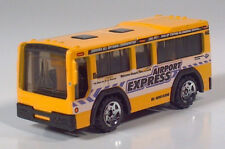 "Matchbox Shuttle City Transit Bus MB662 3"" Scale Model Airport Express"