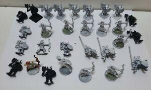 Warhammer Citadel Classic - Joblot Of 29 Plastic Figures