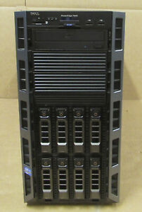 Dell PowerEdge T620 Six-Core E5-2620 2Ghz 24GB RAM 2.4TB HDD H710 Rack Server
