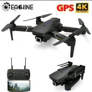 EACHINE E520S GPS Drohne mit 4k HD Kamera, 5G WiFi FPV Live, 3x Akku