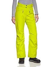 NEW Eider Lamolina III 3  Womens Ski Skiing Pants Bright Lime UK 16 Reg RRP £200