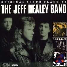 Box - Original Album Classics 3 CD - Jeff Healey Arista