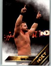 2016 WWE Then Now & Forever NXT #6 Dash Wilder