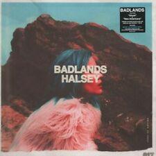 Halsey  Badlands  NEW & SEALED  VINYL  BLUE COLOURED VINYL