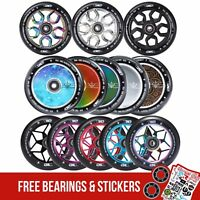 Blunt Envy Wheels - Metal Core Wheels 110mm 120mm Lambo Diamond Hollow Core