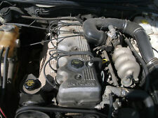 FORD FALCON AU UTE 4.0 6CYL ENGINE SET OF 6 INJECTORS WRECKING WHOLE CAR 10529