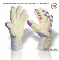 Goalkeeper saver Gloves Adult Football League Negative Cut Pro Gloves PS01