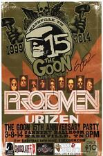 Eric Powell SIGNED The Goon / Dark Horse Comic Art Print 15th Anniversary Party