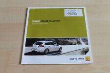 113096) Renault Megane Grandtour Prospekt 08/2012