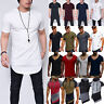 Men's Summer Tee Casual Gym Short Sleeve Shirts Slim Fitness Muscle Tops T-Shirt