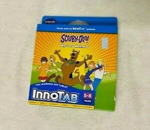 New in Box Scooby-Doo Mystery Madness Innotab