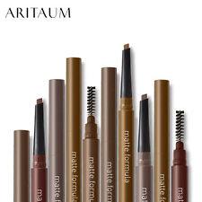 [ARITAUM] Matte Formula Auto Eyebrow Pencil with Built-in Brush 0.15g KOREA NEW