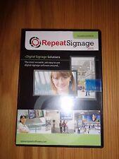 Répéter signalisation 2015 signalisation Numérique Logiciel CD-Standalone Edition