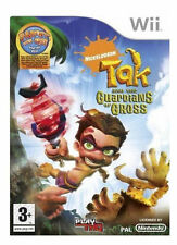 Tak and the Guardians of Gross (Wii) NICKELODEON-bataille des géants en pupununu