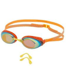 Aquarapid Honeycomb Mirrored Goggle - Orange
