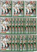 2019 Topps Holiday Walmart Anthony Rendon (23) Card Bulk Lot #HW110 Nationals