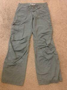 Green Aeropostale Cargo Pants 5/6