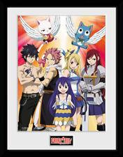 Fairy Tail Temporada 2 teclas de impresión de coleccionista de arte