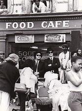 Dan Aykroyd et John Belushi Blues Brothers Original Vintage 1980