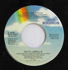 Soul Nm! 45 Patti Labelle - Something  Special (Is Gonna Happen Tonight) / Somet