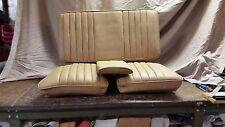 W107 Mercedes 280/250/420/450/560SL MB Tex Rear Non-Folding Jump Seat