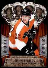 2011-12 Pacific Crown Royale Claude Giroux #68