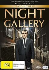 Night Gallery : Season 3 (DVD, 2017, 2-Disc Set) (Region 4) Aussie Release