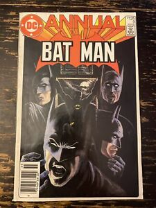 "Batman Annual #9 ""Four Faces of The Batman!"" (DC) Free Combine Shipping"