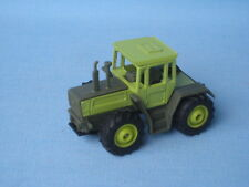 Matchbox Mercedes MB 1600 Turbo Trac Tractor Green Toy Model 70mm Boxed