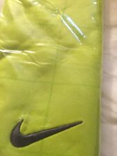 Nike Dri-Fit Tennis Headband Flash Green Rafael Nadal Competition RARE!!