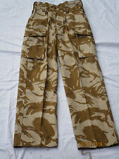 Englische Wüsten Tarnhose,Trousers Tropical Desert DPM,1.Version,Gr.75/68/84,XS