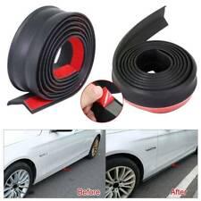 2.5M Car Bumper Protectors Rubber Universal Splitter Front Lip Skirt Spoiler UK