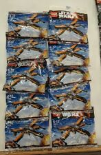 Lego Star Wars Poe's X-wing Fighter Polybag 30278 MISB