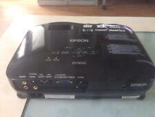 Epson EH-TW450 LCD Projektor / Top Wie Neu. Wenig Betriebsstunden !!!