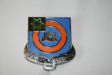 US ARMY  41ST INFANTRY DI  REGIMENT HAT BADGE