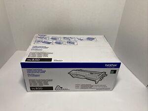 Brother TN850 Black High Yield Toner Cartridge - New In Box (NIB)