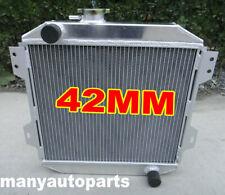 Aluminum radiator Ford Capri MK1 MK2 MK3 Kent 1.3L 1.6L/2.0 Essex/Escort 1.6