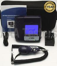 JDSU Westover HD2 Display w/ FBP FiberScope Probe Microscope HD 2