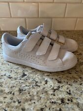 Puma White Suede Sneakers Size 7.5