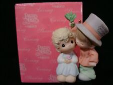 Precious Moments Ornament-Our 1'St Christmas Together-Le 2001