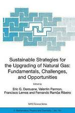 Sustainable Strategies for the Upgrading of Natural Gas: Fundamentals, Challenge