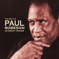 Paul Robeson - The Best Of - CD - BRAND NEW SEALED GREATEST HITS