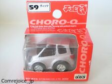 Choro Q TAKARA STD-59 TOYOTA VITZ Purple STANDARD No.59 NEW F/S